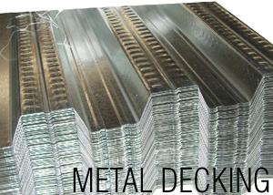 METAL-DECKING