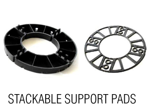 STACKABLE-PADS